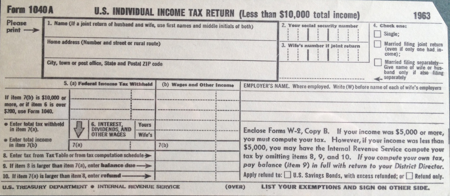 Forex tax forms